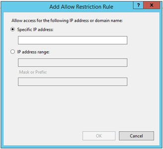 Securing your WebDav SSL fileserver in IIS – Workspace 365